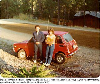 Thorpe Dayton Bird Bricker Gray Wyant Family History Devin S 1971