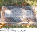 Adamjohn1964headstone