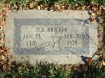 Bricila_1928ilabrickerheadstone
